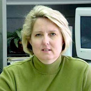 Cathy Pratt headshot