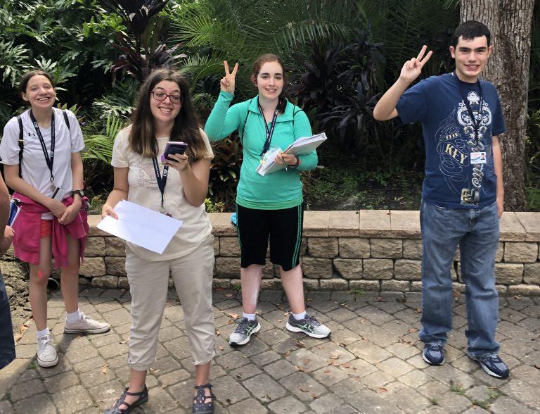 autism transition program | SummerCIP students 2019