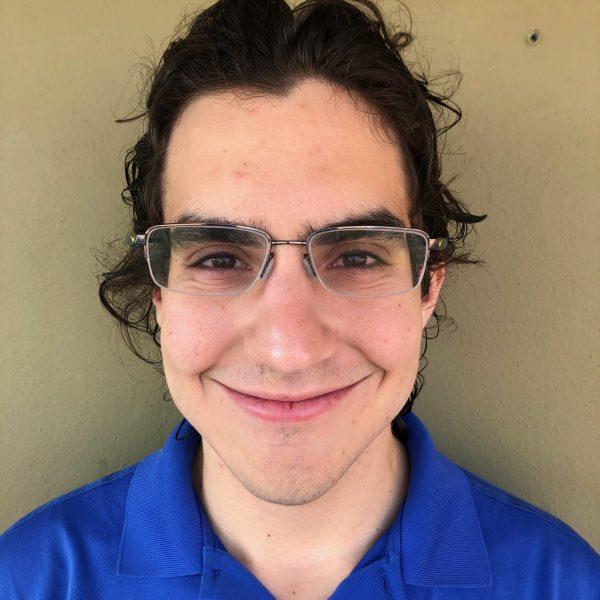 CIP student Daniel P
